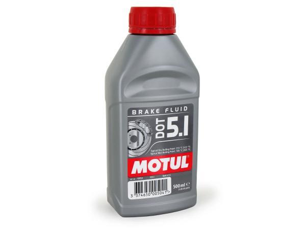 MOTUL DOT5.1 Brake Fluid - Bremsflüssigkeit - 0,5 Liter