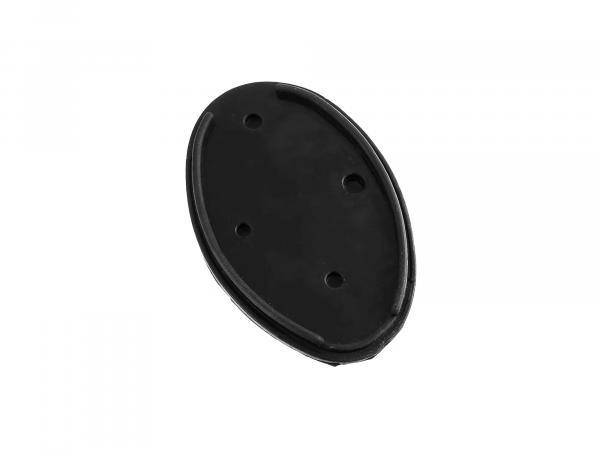 rubber pad oval for rear light - for MZ ES, AWO, RT, BK, IWL
