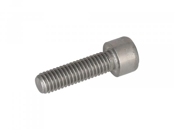 Hexagon socket head cap screw, stainless steel M6x22 - DIN912VG