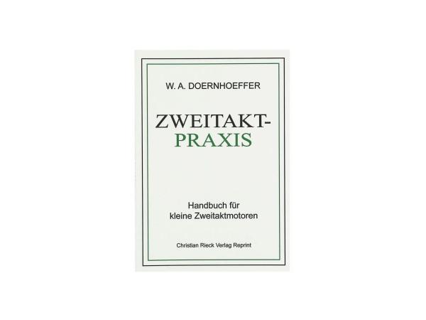10070564 Buch - Zweitakt-Praxis - Handbuch für kleine Zweitaktmotoren - Bild 1