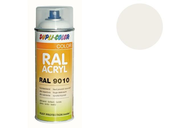 Dupli-Color Acryl-Spray RAL 9002 grauweiß, glänzend - 400 ml