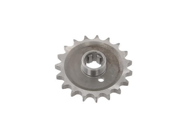 10003314 Kleines Kettenrad - ETZ250 19 Zahn - Bild 1