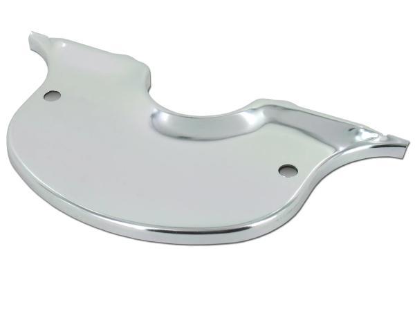 Armaturenblech neue Ausführung - Alu poliert + eloxiert KR51/1, KR51/2