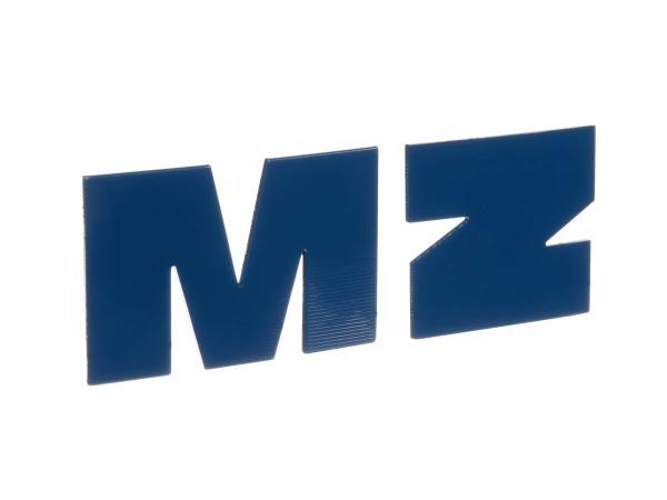 Buchstabe M + Z blau für Tank ETZ alle Typen