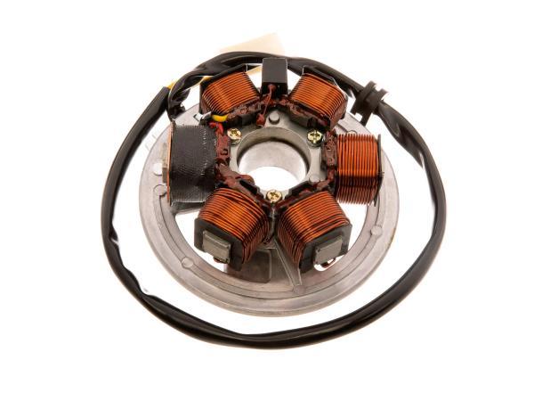 Grundplatte (Stator) für PVL 6-polig - für Simson S51, S70, S53, S83, SR50, SR80