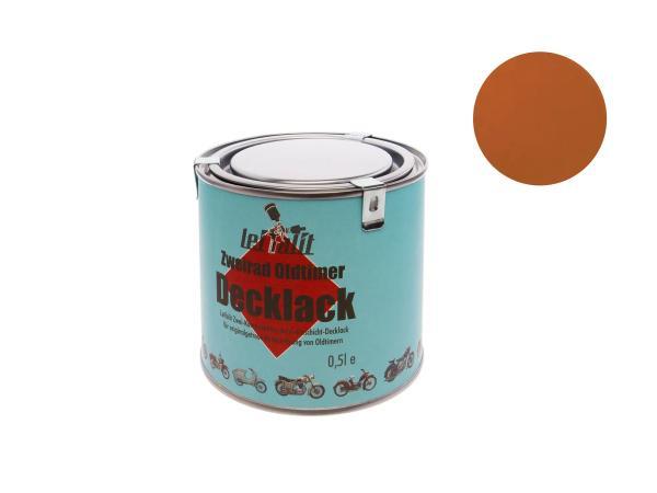 10016677 Lackfarbe 2K Leifalit Saharabraun 2 - 500ml - Bild 1