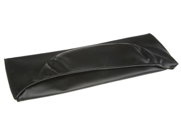 Sitzbezug glatt, schwarz ohne Schriftzug - für Simson S50, S51, S70, KR51/2 Schwalbe, SR4-3 Sperber, SR4-4 Habicht