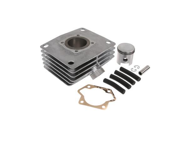 Set: Zylinder mit Kolben, 70ccm, starke Laufbuchse - Simson S70, S83, SR80