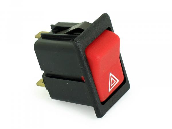 Rocker switch with light button 8620.19/10 Simson Albatros SD50 load tricycle