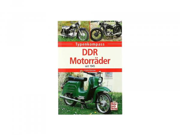 GDR motorcycles - since 1945