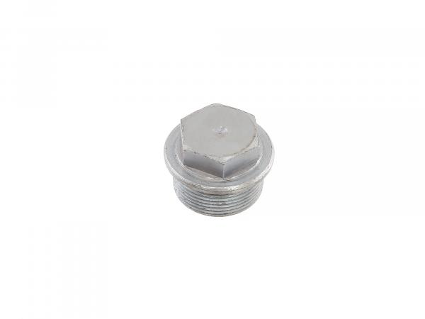 Screw plug M30x1.5 zinc (for telescopic fork) ETZ125, ETZ150, ETZ250, ETZ251, ETZ301