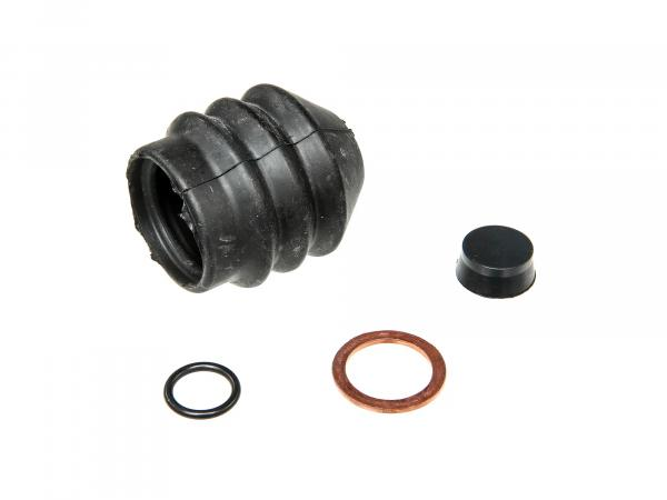 Repair kit master brake cylinder sidecar (protection bellows, cuff, sealing ring)