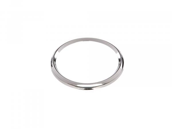 Tachoring Ø80mm, chrome for speedometer and rev counter ETS/TS/ETZ