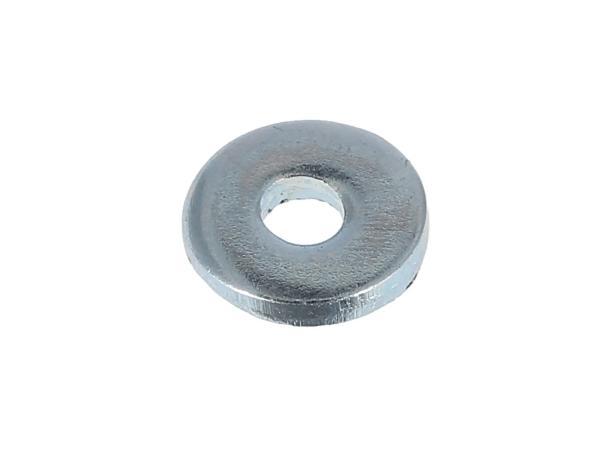 Haltescheibe Ø7,8 mm, für Hand- und Fußbrems-Bowdenzüge mit innenliegenden Bremshebel