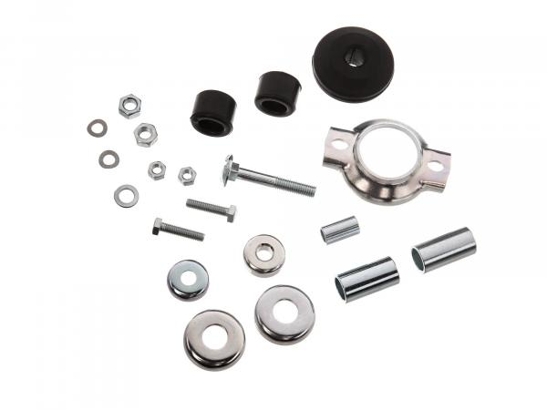 10068225 Set: Kleinteile für Einbau Motorlager - Simson S50, S51, S53, S70, S83 - Bild 1