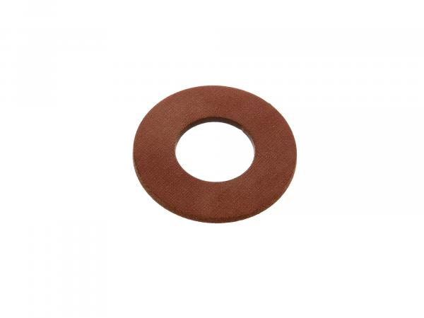Friction lining for resistance plate of steering damper - for AWO, BK350, EMW