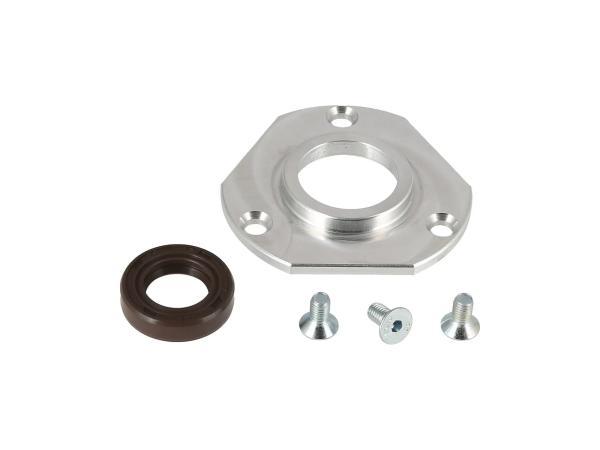 GP10000708 Set: Dichtkappe CNC M53/M54, S50, KR51/1 mit Wellendichtring und Schrauben - Bild 1