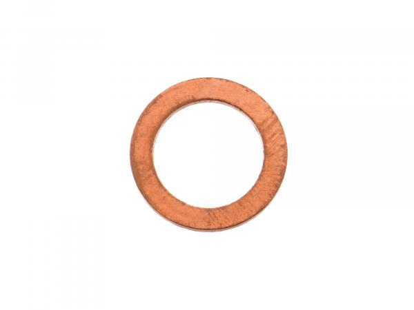 Sealing ring Ø12,40x17,90x1,40 (copper)