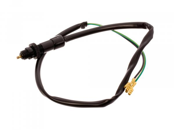 Bremslichttaster für Fußbremse mit Kabel - für Simson S51, S53, S70, S83 - MZ ETZ