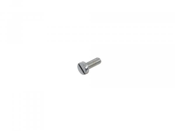 Slotted cheese head screw M3x8 - DIN84