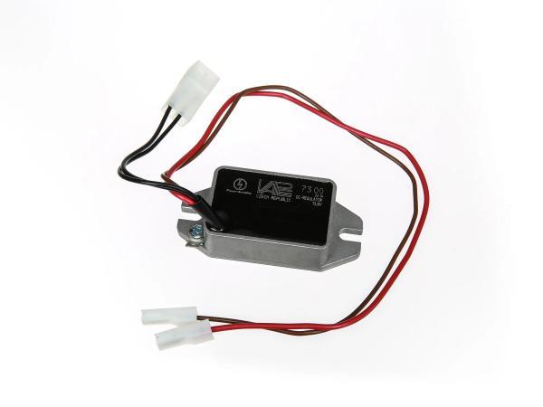 10059548 12 Volt-Regler mit Kondensator-Einheit als Ersatz für den einzelnen 12V-Gleichstromregler und Kondensator - keine Ladekontrolle anschließbar! - Bild 1
