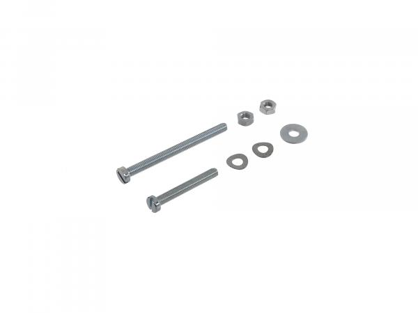 Set: cylinder screws, slot for indicator and dimmer switch - Simson Schwalbe KR51, Spatz SR4-1, Star, SR4-2, Sperber SR4-3, Habicht SR4-4