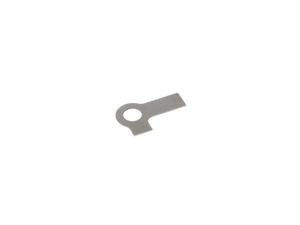 10063775 Sicherungsblech A 5,3 für ETZ125, ETZ150 - Bild 1