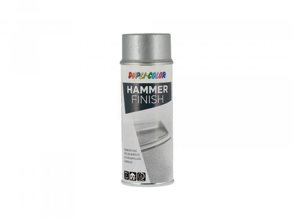 Dupli-Color Effect-Spray Hammerschlag, silber - 400ml