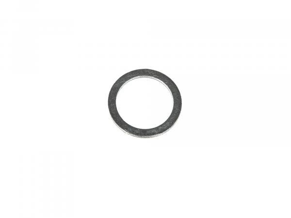 Sealing ring Ø 18x24 DIN 7603 made of aluminium, for oil drain plug - for Simson S50, KR51/1, SR4, Duo4/1, AWO - for MZ ETZ, TS