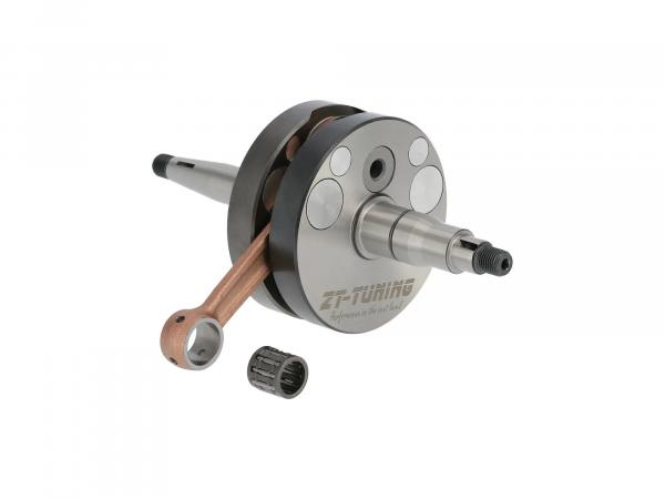 Rennkurbelwelle 60ccm-70ccm, 95mm Pleuel - für Simson S51, KR51/2 Schwalbe, SR50, MS50, S53, S70, SR80, S83