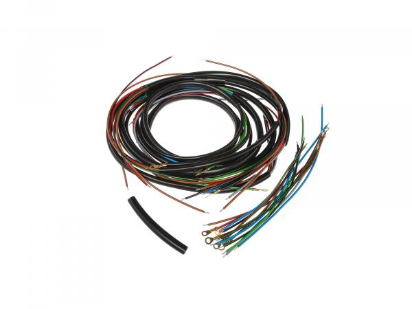Cable harness set ES 175,250,300 screw contacts