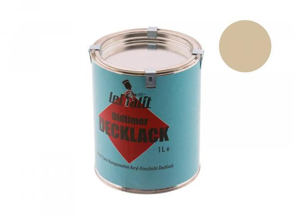 Paint 2K Leifalit reed green - 1Liter