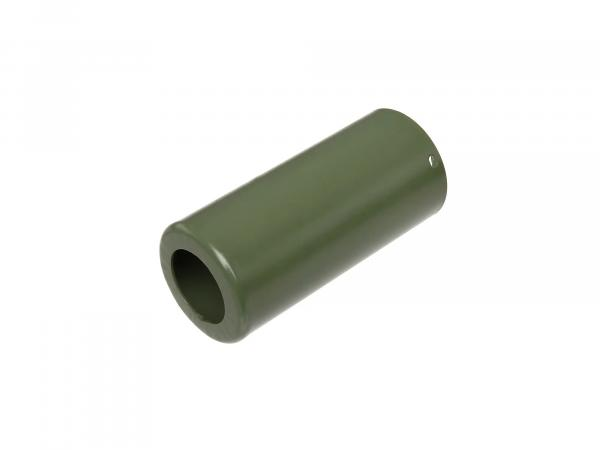 Sleeve - green for shock absorber ES, ETS, TS, ETZ top flanged (DDR stock item)