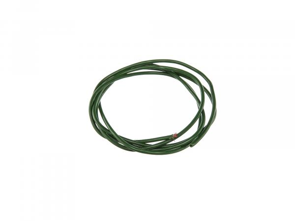 Cable - Green 1,5mm² Automotive cable - 1m
