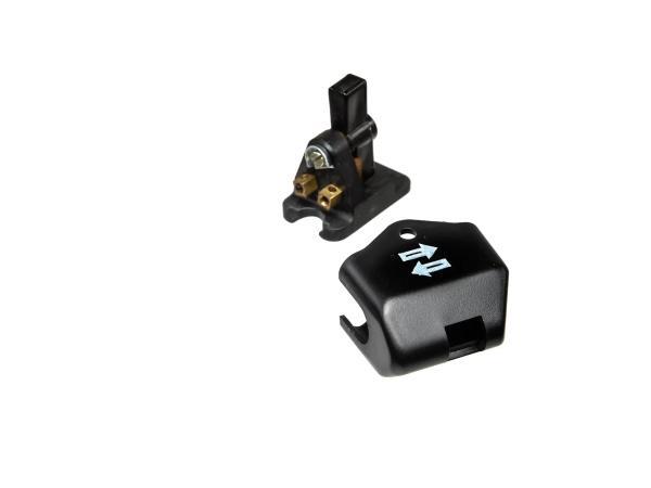 10001739 Blinkerschalter 8606.7 - für Simson S50, S51, KR51 Schwalbe u.a. - MZ TS, ES, ETS - Bild 1