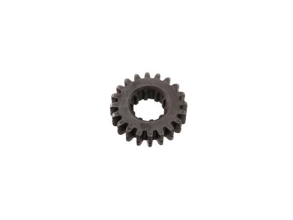 10002481 Festrad 20 Zahn, 3.Gang (4-Gang Motor) - Simson SR80 - Bild 1