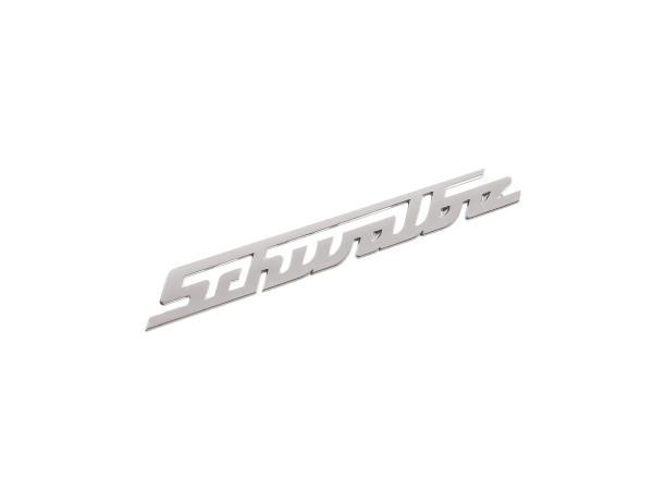 """Schriftzug """"Schwalbe"""" für Knieblech, Alu silber - Simson KR51 Schwalbe"""