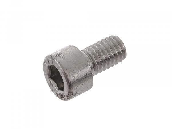 Hexagon socket head cap screw, stainless steel M6x10 - DIN912VG
