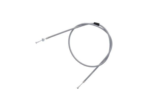 Kupplungszug, grau - für Simson S50