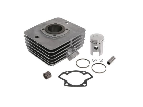 Set: cylinder + piston + needle bearing, 50ccm - for Simson S50