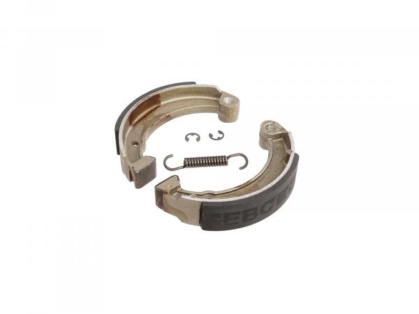 Set: Brake shoes EBC - brand quality SIMSON
