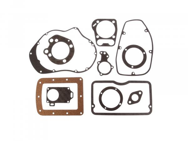 Set: Gaskets 10 pieces for engine, AWO-Sport
