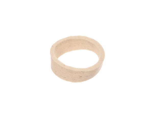 Felt ring for sliding tube from Telegabel - for AWO-Sport