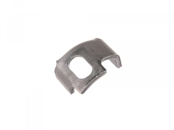 Stop angle, steering stop on frame head - Simson S50, S51, S70