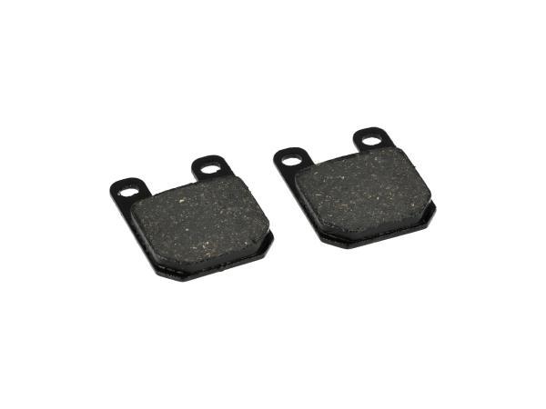 1 Paar Bremsklötze für Scheibenbremse, Bremssattel SFW