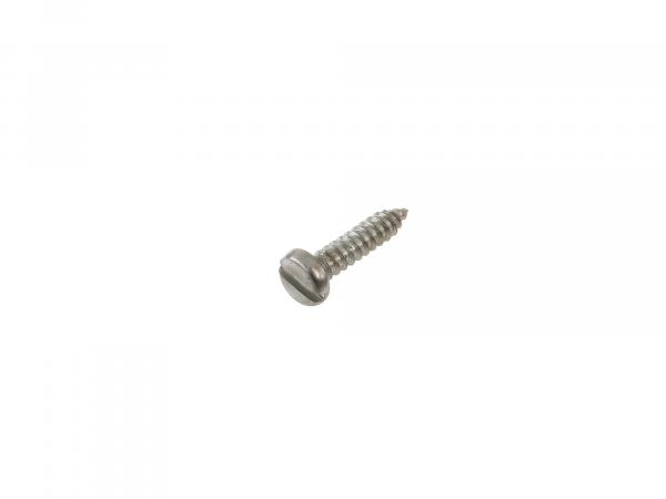 Cylinder tapping screw, slotted 4.2x19 - DIN7971