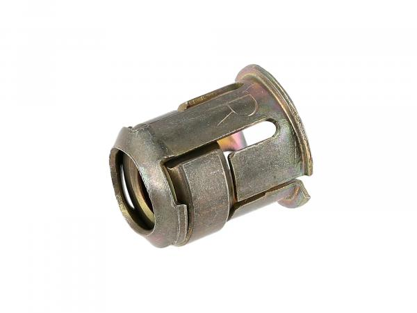 Käfigmutter rund, Blindsteckmutter M6 - SRA 25/50