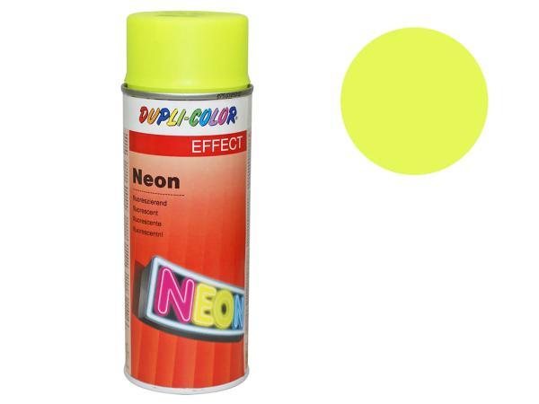 Dupli-Color Neon Spray, lemon yellow - 400ml