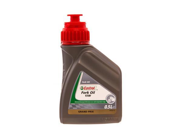 CASTROL Gabelöl 15W mineralisch - 500ml