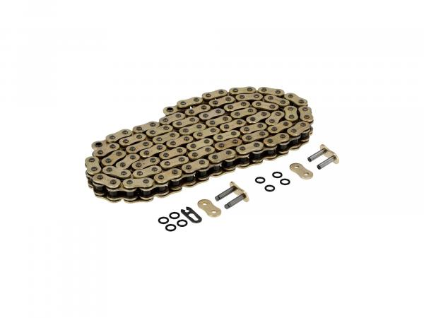 Roller chain IRIS 525 HTP, 112 links, with O-ring